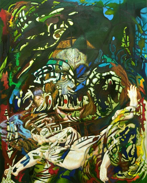 Extinction-Madonna-AJ-2019-60x48